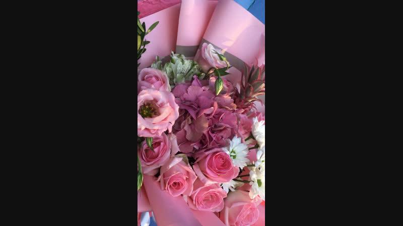 Цветочный букет 💐