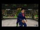 Бэтмен и Супермен с против Халка и Красного Халка