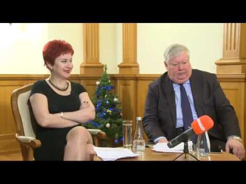 Интервью С.Лаврова радио «Комсомольская правда»