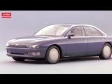 Nissan Neo-X 1989 автомобиль предсказавший будущее