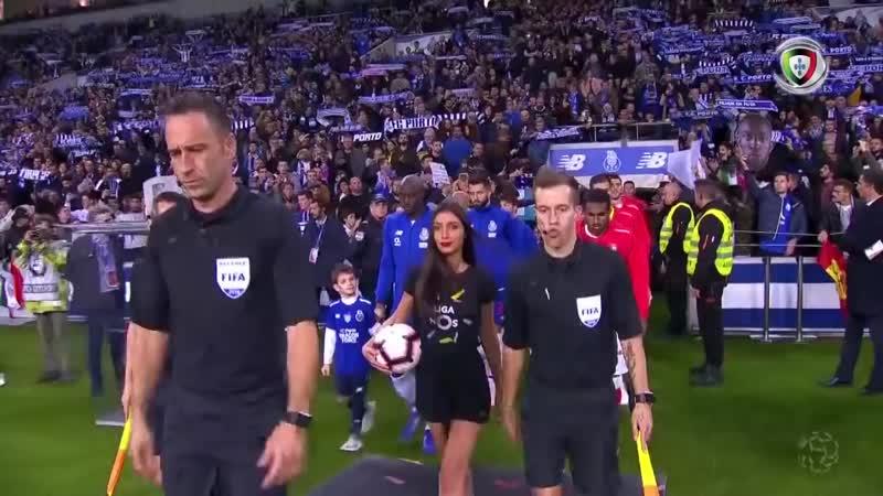Highlights _ Resumo_ FC Porto 1-0 Sp. Braga (Liga 18_19 10)