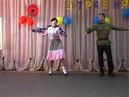 Творческий коллектив Днепродзержинского УПП УТОГ. Танец Синий платочек