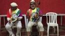 UNICAPOEIRA Gr. Meia Lua/26abr62. Clube Cultural Tiguera. Polêmico, Professor, Ana. Som. 08ago18