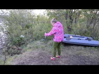 р. Кама, залив Березник Пермский край