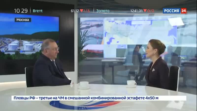 Токарев: тренд развития на Восток ограничен параметрами нефтепровода ВСТО