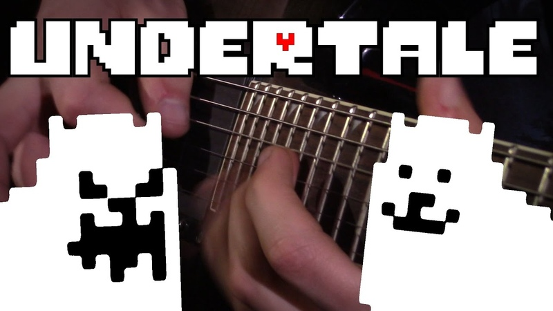The AbhorrrentAmicable Dog (Undertales Dog Song, Re-Imagined )