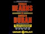 Томас Хернс vs Роберто Дюран (Tommy Hearns vs. Roberto Duran) 15.06.1984