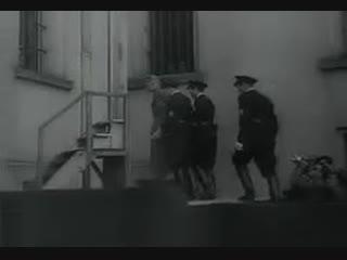 Суд и казнь Карла Германа Франка (Karl Hermann Frank) 22 мая 1946 г.