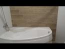 Ремонт квартир Оренбург отделка ванной комнаты в слите Loft лофт