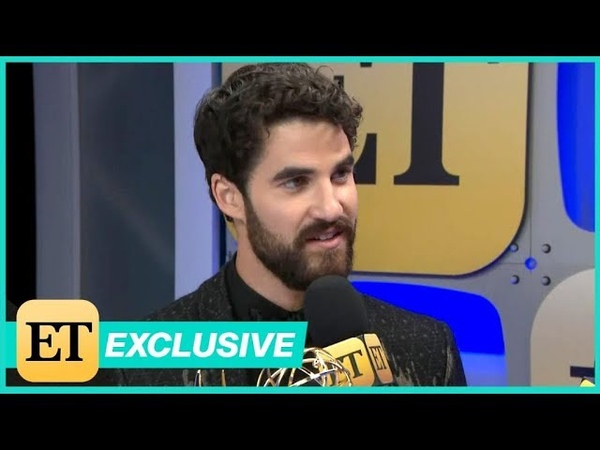 Emmys 2018: Darren Criss on His Sweet Shout-Out To His Fiancee (Exclusive)