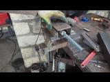 Крутые тиски своими руками. Making A Metal vise