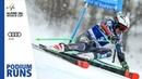 Henrik Kristoffersen | Men's Giant Slalom | Val d'Isère | 2nd place | FIS Alpine