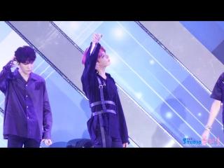 180622 Lotte Family Concert /BTS-Spring Day/JK fancam