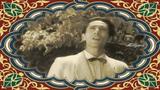 Ретро 50 е - Батыр Закиров - О цветок грёз моих  Арабское танго (клип)