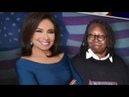Judge Pirro, Whoopi Goldberg get into screaming match on 'The View'
