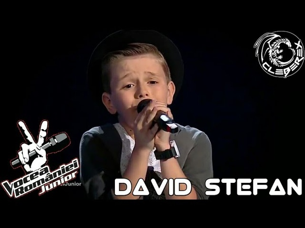 David Stefan - In the name of love (Vocea Romaniei Junior 29/06/18)
