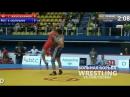 Jr. Worlds Champion Iman SADEGHIKOUKANDEH (IRI) flips off one foot to score an impressive takedown!