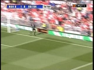 2003.08.16 - Manchester United v Bolton Wanderers