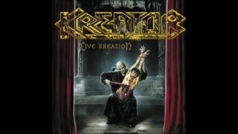 Kreator Live Kreation Disc 1 2003