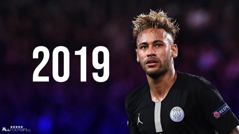 Neymar Jr 2018/19 - Neymagic Skills Goals   HD