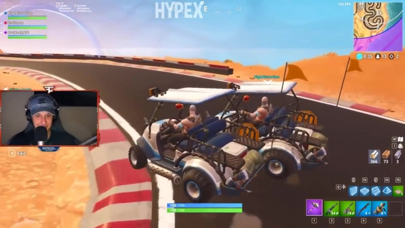 [HYPEX] Fortnite - Season 5 Perfect Timing Compilation 8 (Dance Emotes At The Same Time)