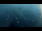 «Море». Праздничный клип ко дню ВМФ __ World of Warships