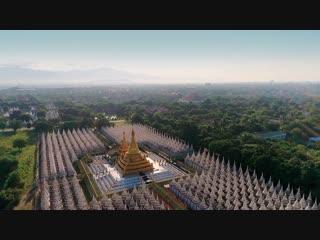 Путешествие Саймона Рива в Бирму