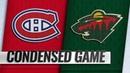 12/11/18 Condensed Game: Canadiens @ Wild