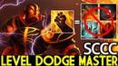 SCCC [Ember Spirit] Level Dodge Master Crazy Game 7.20 Dota 2
