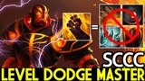 SCCC Ember Spirit Level Dodge Master Crazy Game 7.20 Dota 2