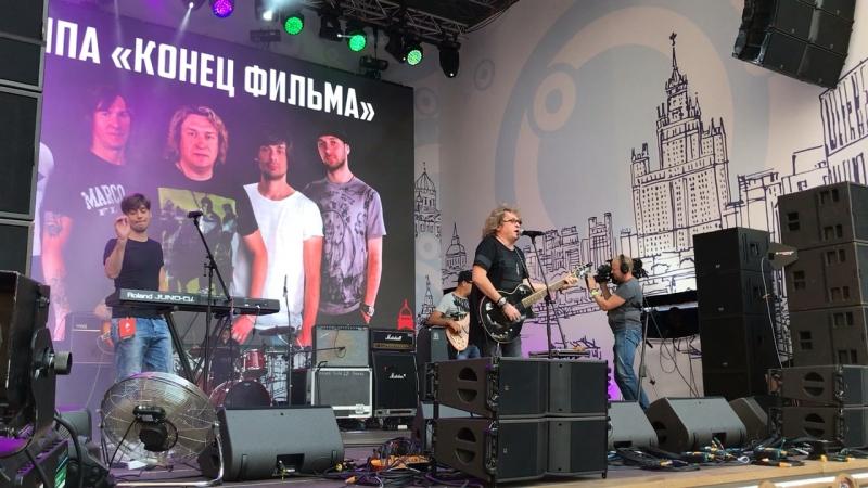 «Юность в сапогах» на сцене РЕНТВ!