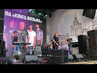 «Юность в сапогах» на сцене #РЕНТВ!
