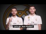 История Алекса Хантера продолжается в FIFA19! #SportMania