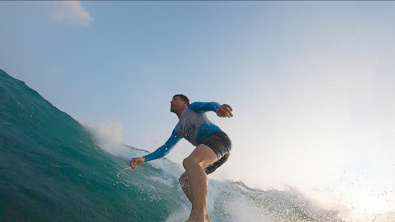 SURF spot Temple, Sri Lanka