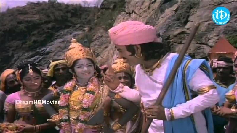 Yashoda Krishna 1975 HD (Condensed Version) Telugu Film