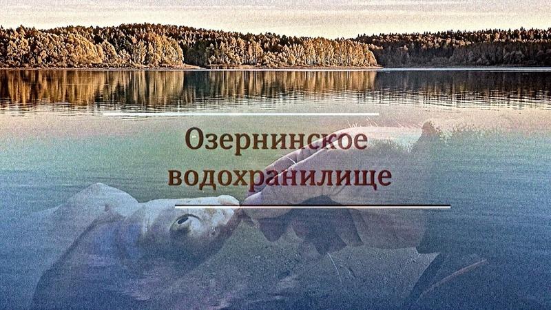 Озернинское Водохранилище Рыбалка с Ночёвкой на Леща в Октябре