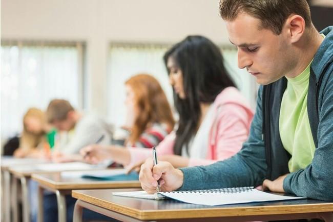 Экзамен у студентов
