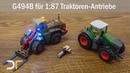 Tutorial Getriebebausatz für Traktoren Radlader und langsame Fahrzeuge RC 1 87