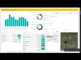 Функция детализации данных по менеджерам и регионам. Business Scanner