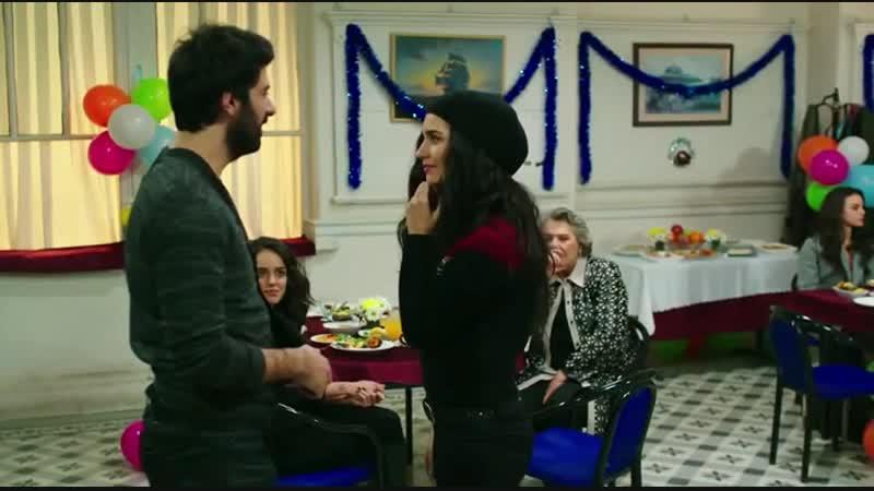 Элиф позволь связать наши жизни Кадры из 28ч сериала Грязные деньги и любовь