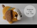 Amigurumi | How to make Lady Tsum Tsum | Make a Paper Boat