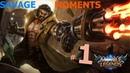 Savage Moments Mobile Legends MLBB 1 Мобайл Легендс