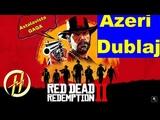Harun Memmedov - Red Dead Redemption 2 - Dublaj Azerbaycan - Prikol