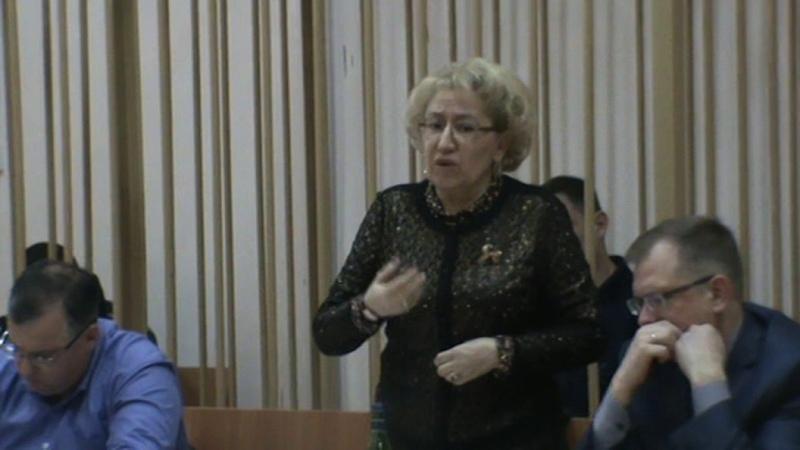 Прения сторон. Выступление адвоката Левиной Е.М. (часть 1) 26.04.2017