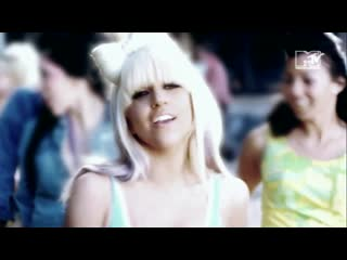 LADY GAGA - Eh, Eh (Nothing Else I Can Say) (MTV NEO)