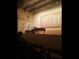 Гала-концерт Дни саксофона в Москве с Маргаритой Шапошниковой.