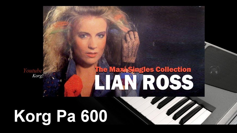 KorgStyle Lian Ross -Say You'll Never (Korg Pa 600) DemoVersion