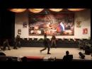 Показательные выступления по рукопашному бою 681 РУЦ РВиА 23 февраля 2017