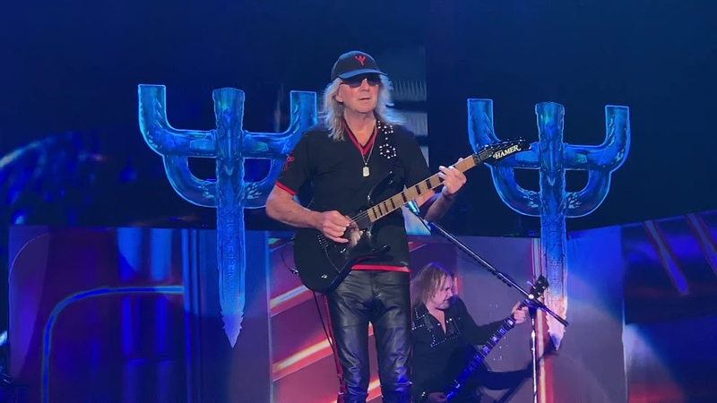 Judas Priest Glenn Tipton's special appearance at the 2nd Tokyo show