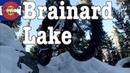 Fat Bike Report | Brainard Lake Recreational Area | Dec 16, 2018